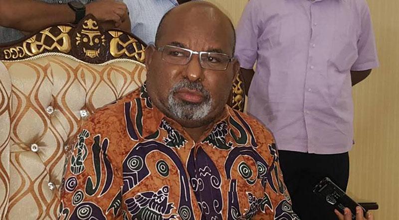 Papua governor