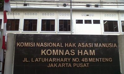 KOmnas HAM Papua