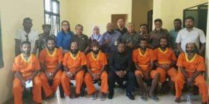 Tahanan Politik Papua