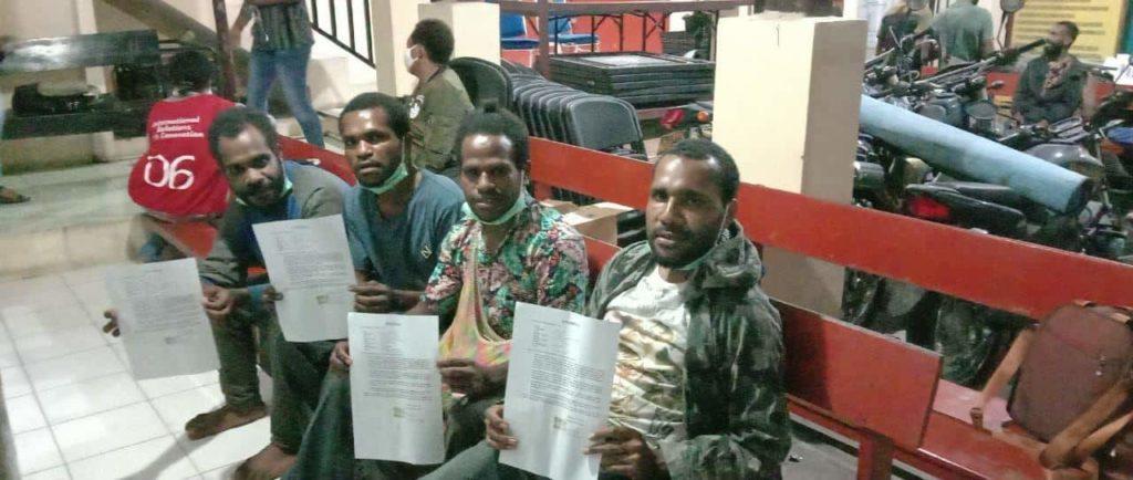 Mahasiswa USTJ Papua