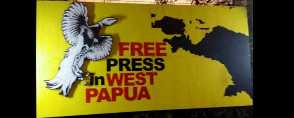 Press Freedom Campaign in West Papua