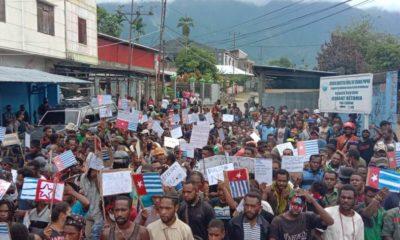 Papua protest