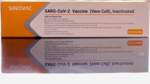 Sinovac covid-19 vaccination vaccinea