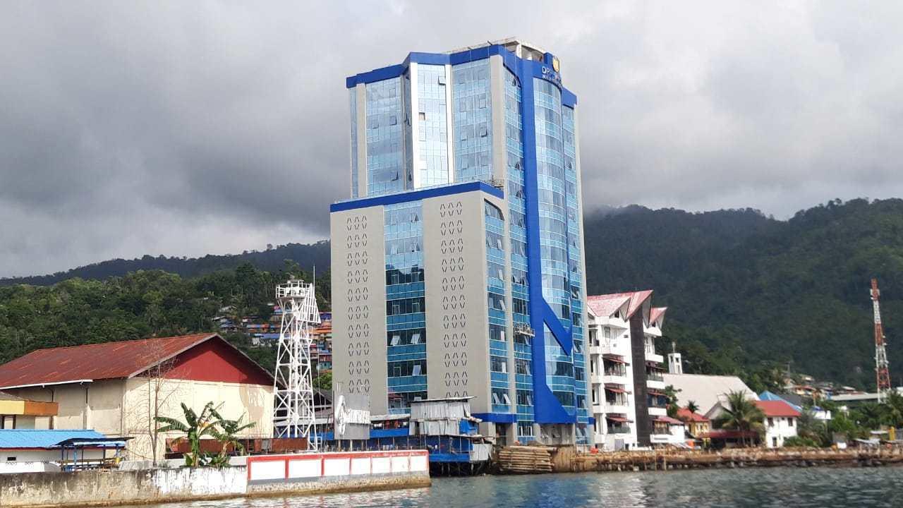 DPRD building