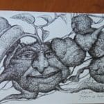 West Papua artist