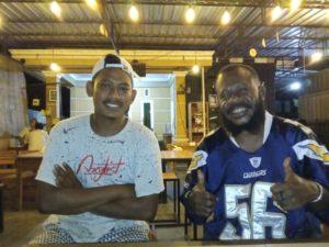 hip hop papua, pace black family