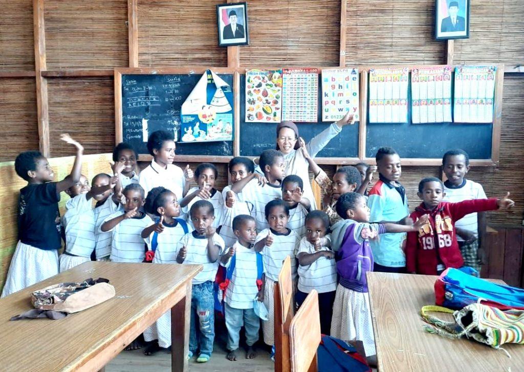 Papua education
