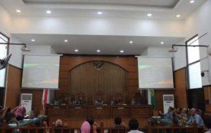 jakarta court, pn jaksel, papuan students