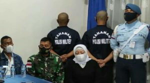 military police suspects