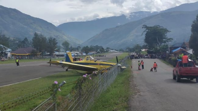 Yalimo Airport
