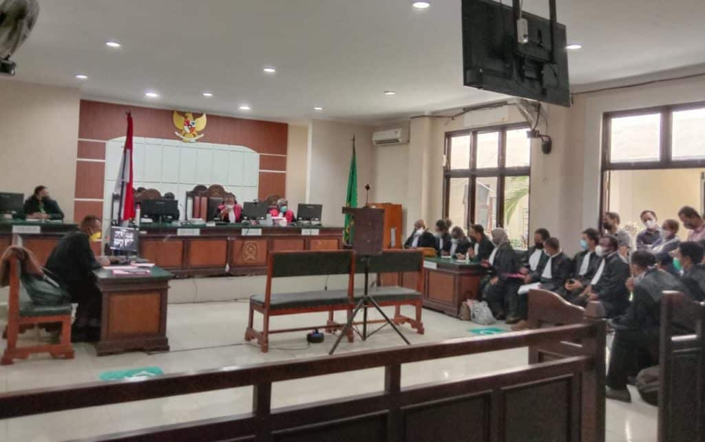 Trial of Victor Yeimo
