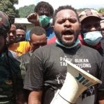 papuan people's petition mass