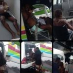 Police brutality victim